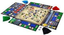 Rejoice, the backstabbing of medieval Europe is here - Crusader Kings the Board Game is released today!