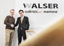 WALSER sichert sich Exklusivrechte an Kipon