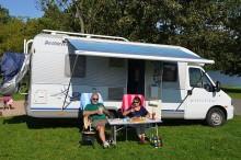 Sommer wie Winter – Campen geht in Leipzig immer