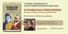 Invitasjon: Lansering Anne Synnøve Simensen