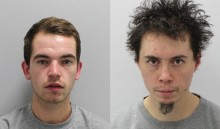 Two jailed for kidnapping a man in Croydon