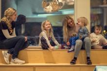 Slik lykkes barnehagen med en økt andel barnehagelærere