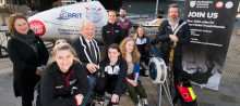 Northumbria University community come together to make waves in student mental health sporting challenge