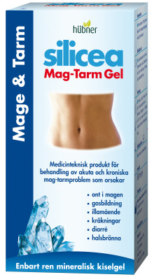 Klinisk studie publicerad - Silicea Mag-Tarm effektiv vid magbesvär som IBS