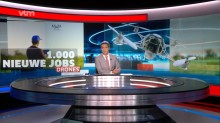 Drones kunnen 1000 extra jobs opleveren