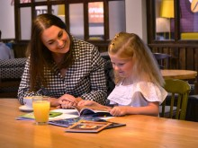 Costa Coffee hosts Reading Week to improve UK literacy levels