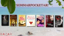 Äntligen sommar och pocketutgåvor från Bazar Förlag!