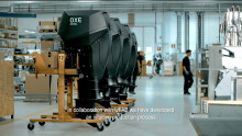 The assembly of OXE Diesels