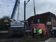 Deutsche Glasfaser startet mit Tiefbauarbeiten in Stenden