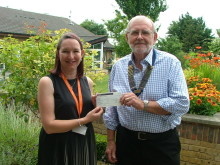 Local Lions clubs support ellenor