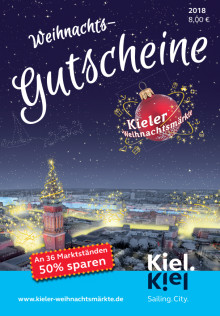 Gutschein für die Kieler Weihnachtsmärkte