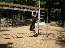 Nu ska det bli lättare för göteborgarna att komma igång med att träna i utegym