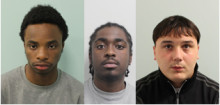 Three men jailed for life for the murder of Joshua White