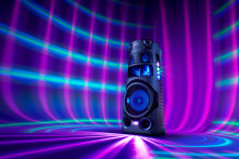 ​Sony introduceert nieuwe serie High Power Audio-partyspeaker