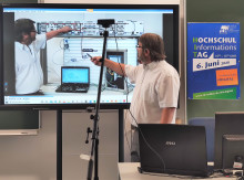 Erster #digitaler Hochschulinformationstag an der TH Wildau informierte Interessierte digital, online und virtuell