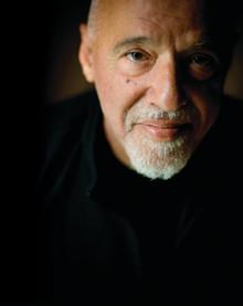 Paulo Coelho på Digitala Torget på Bokmässan