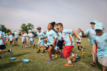 Cricket for all – boys and girls take up the game thanks to All Stars Cricket