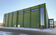 Nu öppnar Kungsbacka sporthall