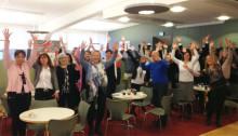 Vi på Nestlé Sverige ställer oss bakom kvinnodagen