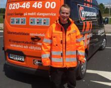 Nu finns Hydroscands mobila slangjour SlangExpress i Halland