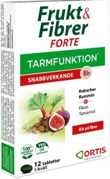 NYHET: Frukt & Fibrer Forte – en naturlig och snabb lösning