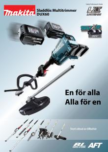 DUX60 leaflet