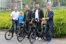 Westfalen Weser Energie fördert bürgerschaftliches Engagement – 20 Klapp-E-Bikes für Vereine