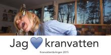 Båstad, Helsingborg och Åstorp deltar i Kranvattentävlingen 1 oktober