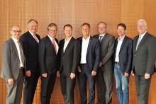 """Sechs kommunale Unternehmen knüpfen gemeinsam am Kommunikationsnetzwerk """"LoRaWAN"""""""