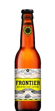 Fuller´s lanserar sin första lager: Frontier!