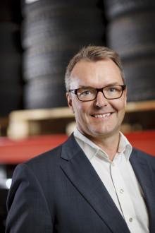 Pär Landberg ny vd för Pirelli Tyre Nordic