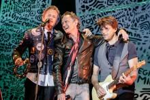 Glenmark, Eriksson och Strömstedt ger extrakonsert i Dalhalla!