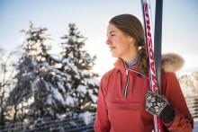 Flere avganger med 51 og 56 for deg som vil ut på ski
