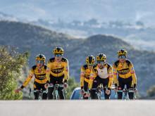Et av verdens beste sykkellag søker inspirasjon fra Visma Ski Classics