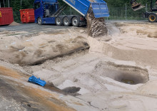 Varför är det fortsatt bevattningsförbud i Perstorps kommun?