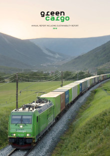 Green Cargo Annual and Sustainabilty Report 2019