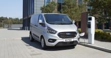 Prøvekjørt: Så bra er den nye ladbare hybriden Ford Transit Custom