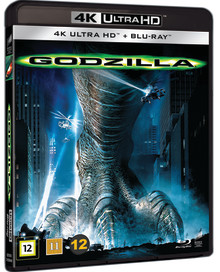 The 1998 monster spectacle GODZILLA debuts on 4K Ultra HD