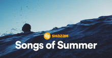 Shazam Predicts the 2017 Songs of Summer