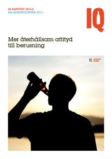 Så är svenskarnas attityd till alkohol