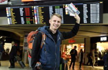 Norwegian flies Gatwick's 40 millionth passenger