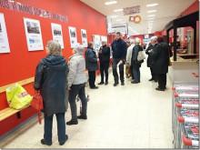 Ny kulturhistorisk fotoutställning visas i butikslokal