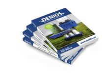 Nyheter inom spillskydd, kemikaliehantering och arbetsplatssäkerhet  i DENIOS katalog 2018