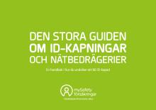 mySafety Försäkringar lanserar handbok som skydd mot ID-kapningar och nätbedrägerier