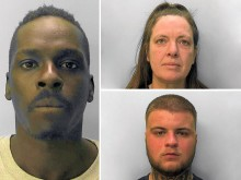 Three sentenced to a total of 26 years for the conspiracy to supply cocaine