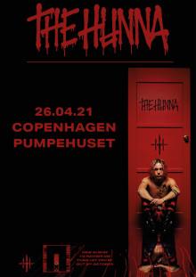Britiske The Hunna fylder Pumpehuset med grandios, alternativ poprock til foråret.