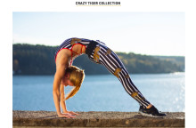 Go wild - POWER WOMAN Crazy tiger Collection