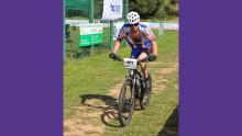Hephata-Klient erreicht bei Mountainbike-Rennen Platzierung im guten Mittelfeld
