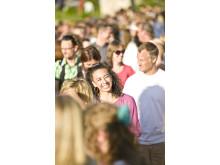 Happy People at Ängsbacka No Mind Festival