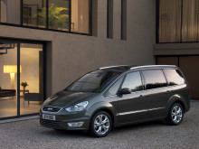 Nya Ford Galaxy - bild 1